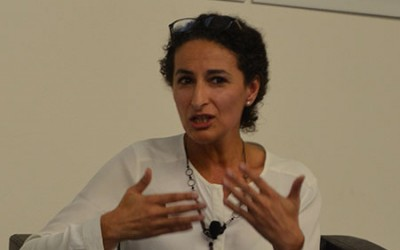 An Interview with Nadia Benchallal