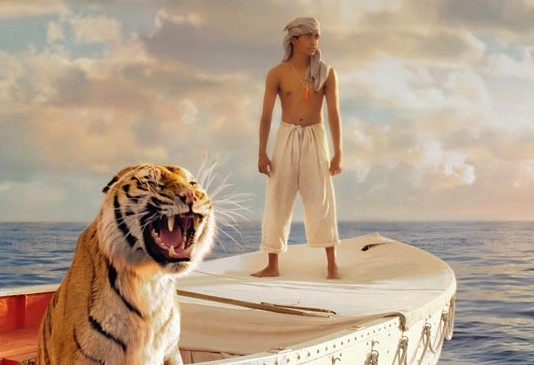 an analysis of the story of piscine in the novel the life of pi by yann martel The novel life of pi by yann martel is an intriguing story of a boy, a tiger and their perils of life at the hands of the pacific ocean there are many elements of fiction the characters of pi patel and richard parker.