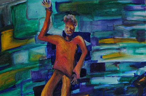 Visual Art Contest: James Hunt