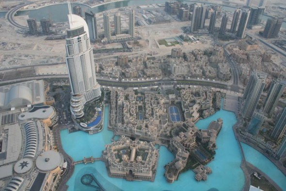 view-from-burj-khalifa