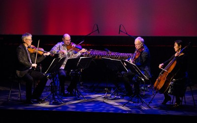 Not Your Grandmother's String Quartet
