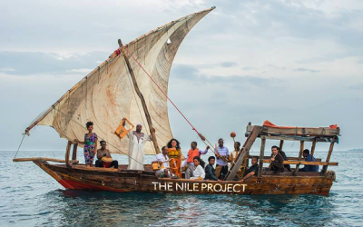 """I don't get it, but I love it!"": An Outsider Tries to Understand The Nile Project"