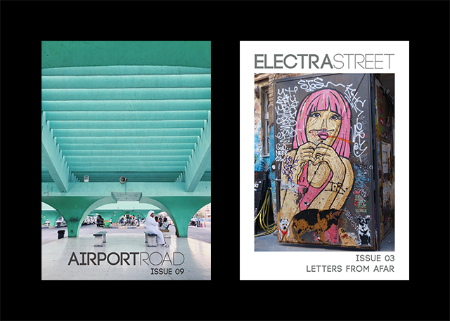 Electra Street | A Journal of the Arts & Humanities published at NYU