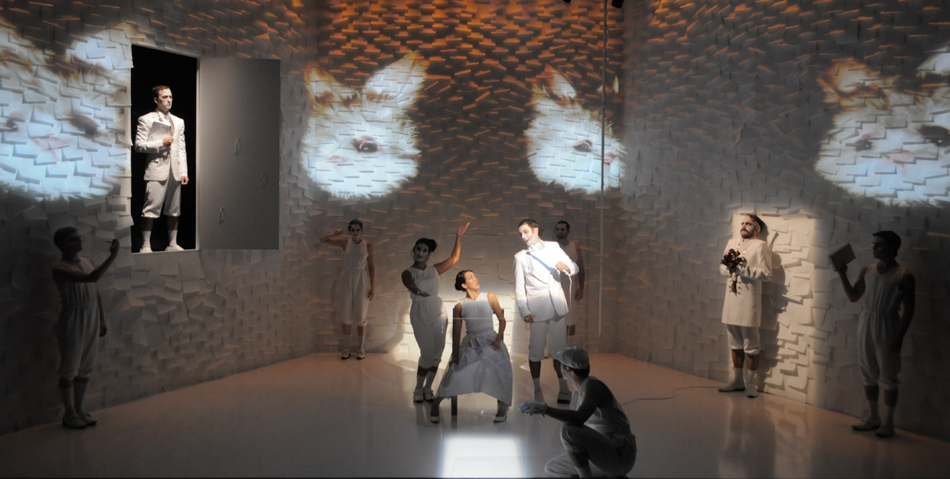 Theater in Abu Dhabi