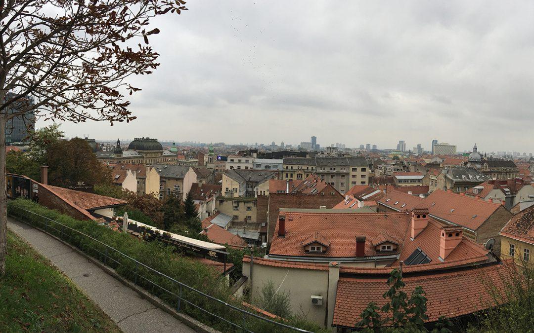 Fifty Dirhams a Day: Zagreb