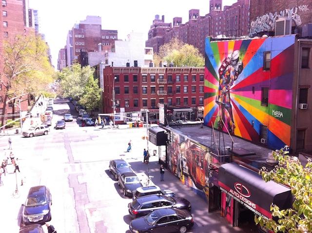 50 Dirhams a Day: New York City