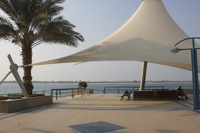 50 Dirhams a Day: Abu Dhabi