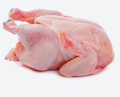 Am I Defeated by a Raw Chicken?