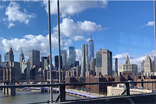 50 Dirhams a Day: New York