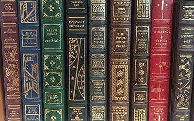 6 More (Lists) of 12 (Novels)