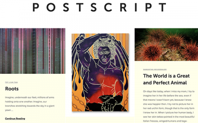 Poetry, Prose, and Postscript